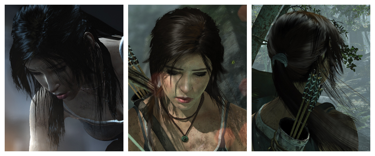 Tressfx in Tomb Raider: AMD macht Lara Croft die Haare schön -