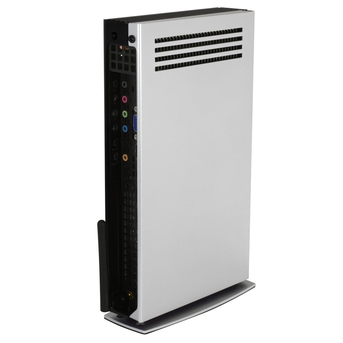 Arctic MC001-XBMC: Mediacenter mit Atom, Linux und XBMC 12 - Arctic MC001-XBMC (Bild: Hersteller)