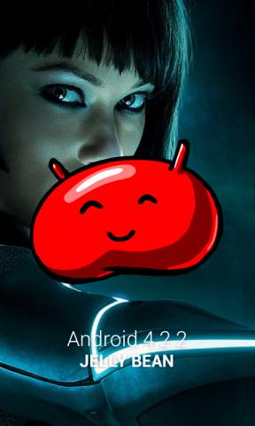 Die neue Android-Version 4.2.2 wurde in die alternative Android-Distribution Cyanogenmod 10.1 (CM10.1) integriert. (Screenshot: Golem.de)