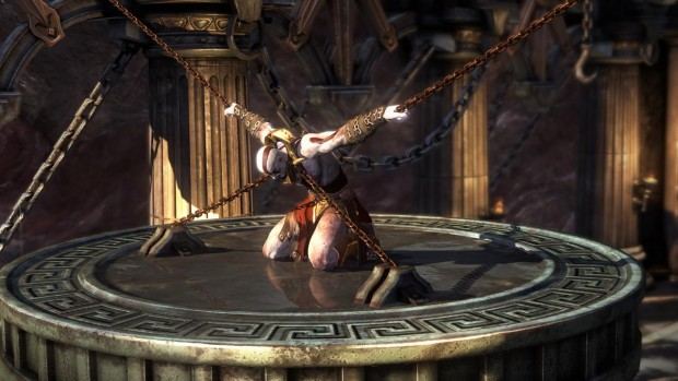 God of War Ascension (Bilder: SCE)