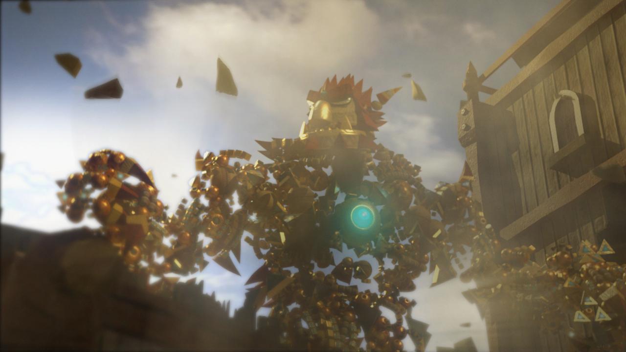 Knack: PS4-Chefentwickler arbeitet an eigenem Konsolenspiel - Knack