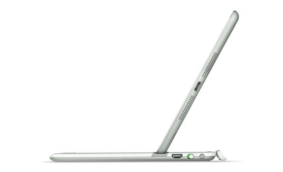 tastaturh lle logitech ultrathin keyboard mini f r das ipad mini. Black Bedroom Furniture Sets. Home Design Ideas