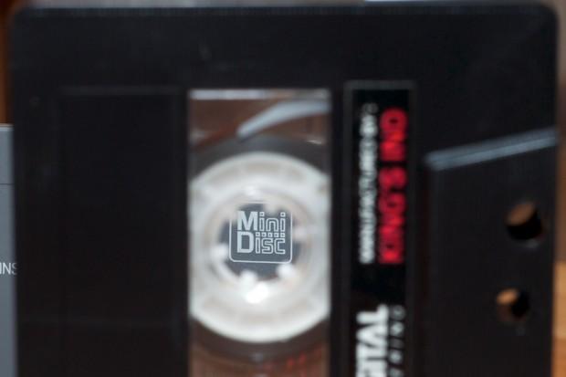 Trotzdem konnte sich die Minidisc nicht weit genug durchsetzen, um selbst die Kassette zu verdrängen. (Bild: Andreas Sebayang/Golem.de)