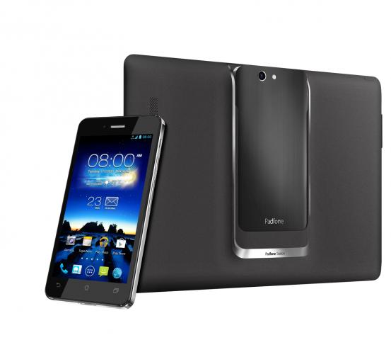 Das neue Padfone Infinity von Asus (Bild: Asus)