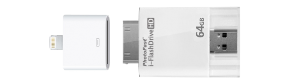 Photofast i-Flashdrive HD (Bild: Photofast)