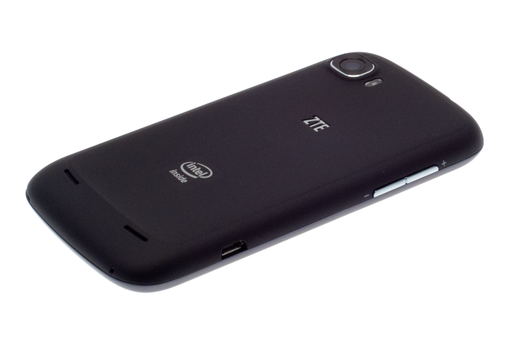 ZTE Grand X In im Test: Einsteigermodell für Fortgeschrittene - Das Android-Smartphone hat einen Atom-Prozessor von Intel. (Bild: Nina Sebayang/Golem.de)