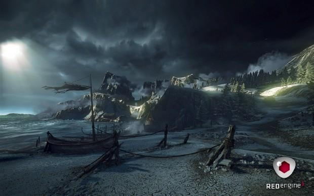 Das Bild dürfte eine Szene aus The Witcher 3 zeigen. (Bild: CD Projekt)