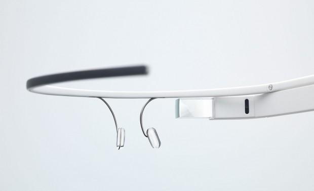 Google Glass - so könnte die Datenbrille später aussehen. (Bild: Google)