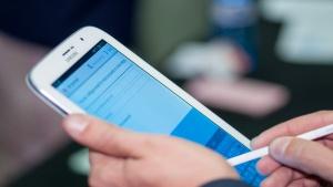 Samsung hat auf dem MWC das neue Galaxy Note 8.0 vorgestellt.