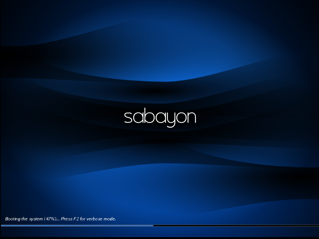 Linux-Distribution: Sabayon 11 mit Steam - Sabayon 11 (Screenshot: Golem.de)