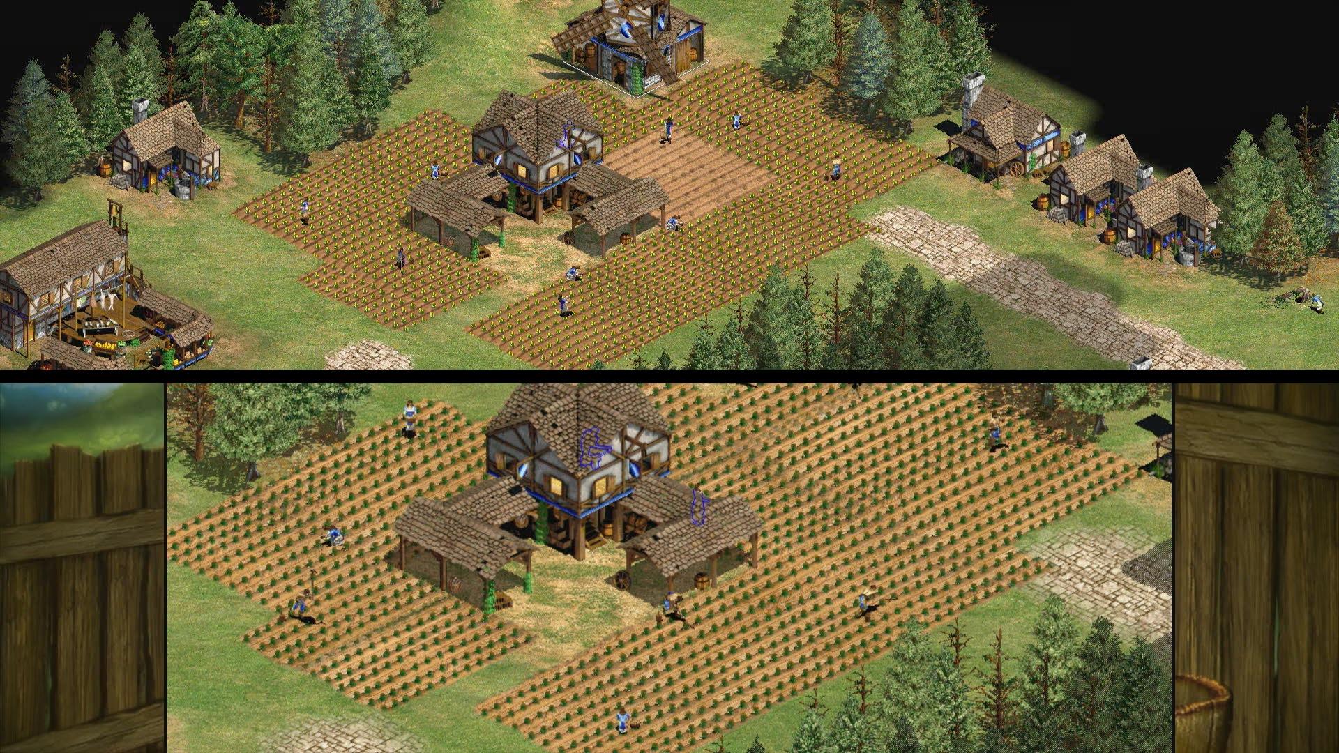 Test Age of Empires 2 HD: Zeitloser Klassiker bleibt pixelig - Age of Empires 2 HD Edition im Vergleich mit dem Original von 1999