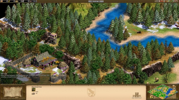 Age of Empires 2 HD (Bilder: Microsoft)
