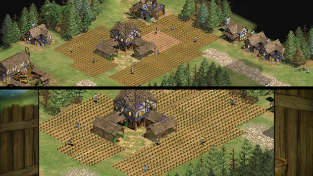 Age of Empires 2 HD Edition im Vergleich mit dem Original von 1999