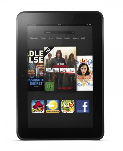 Kindle Fire HD 8.9 (Quelle: Amazon)