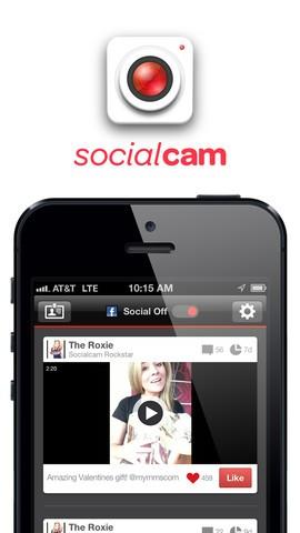 Autodesk Socialcam (Bild: Autodesk)