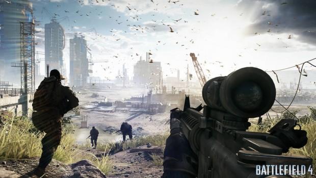 Battlefield 4 (Bilder: EA)