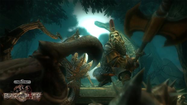 Screenshot Blackguards (Bilder: Daedalic)