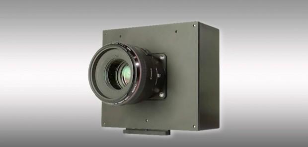 Canons Prototyp einer lichtstarken Videokamera  (Bild: Canon)