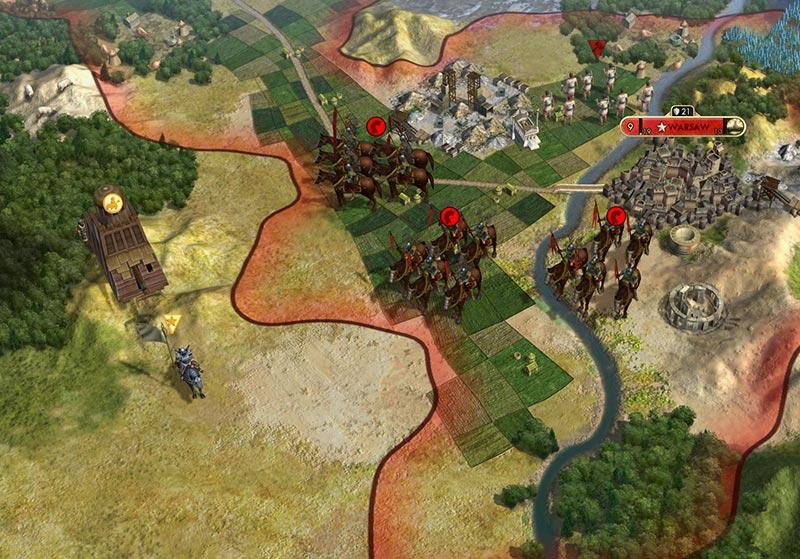 Civilization 5: Große Erweiterung mit Kulturimperialismus - Grafik Civ 5: Brave New World