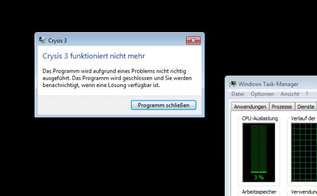 Wenn das nach dem Endgame passiert, sollte man einen früheren Spielstand laden. (Screenshot: Golem.de)