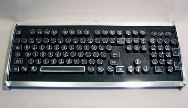 Datamancer Executive Keyboard (Bild: Datamancer)