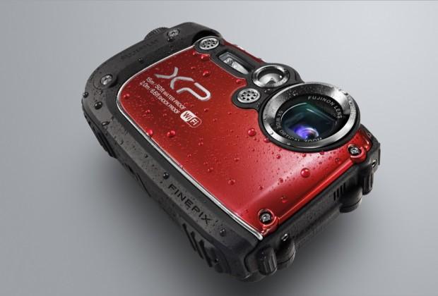 Fujifilm Finepix XP200 (Bild: Fujifilm)