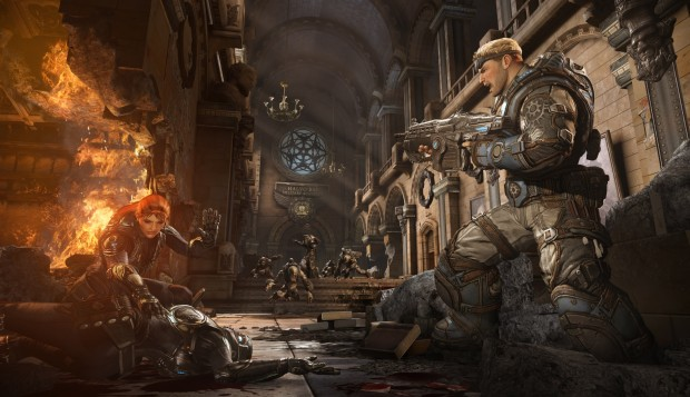 Gears of War Judgment (Bilder: Microsoft