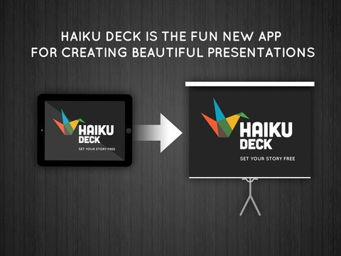 Haiku Deck 2.0 (Bild: Giant Thinkwell)