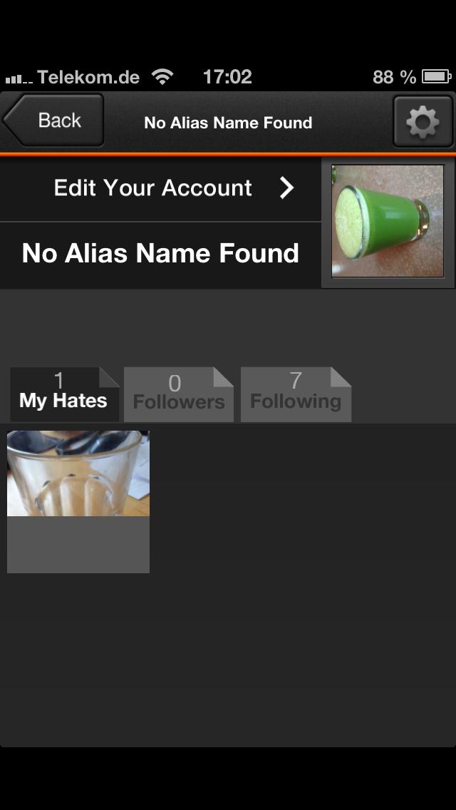 Fotosharing: Hater haten mit Hater -