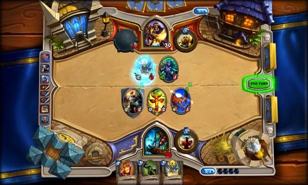 Hearthstone - Heroes of Warcraft (Bilder: Blizzard)