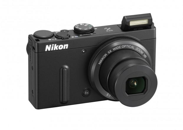 Nikon Coolpix P330 (Bild: Nikon)