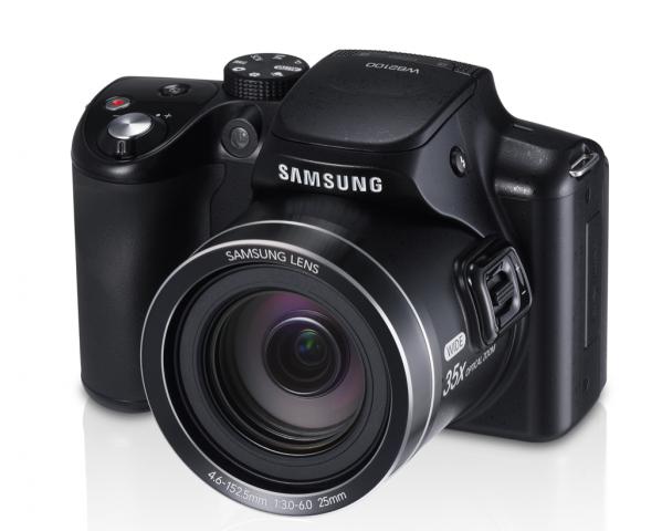 Samsung WB2100 (Bild: Samsung)