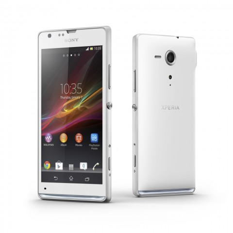 Xperia SP (Quelle: Sony)