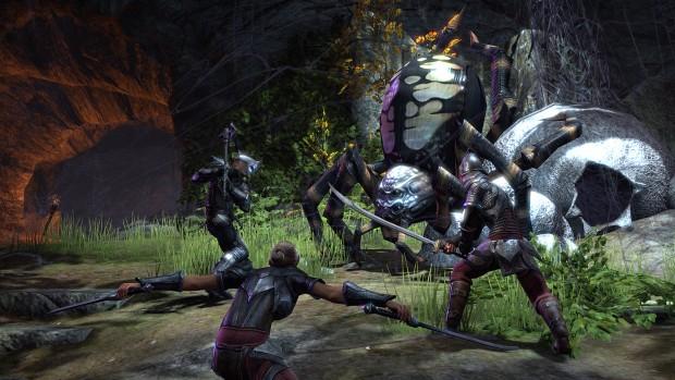 The Elder Scrolls Online (Bilder: Zenimax Online)