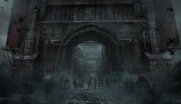 Konzeptgrafik Thief 4 (Bild: Square Enix)