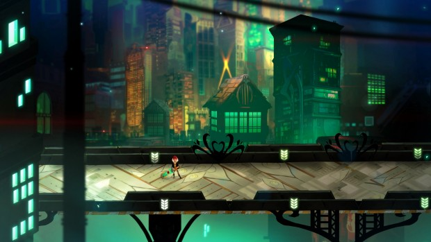 Transistor (Bilder: Supergiant Games)