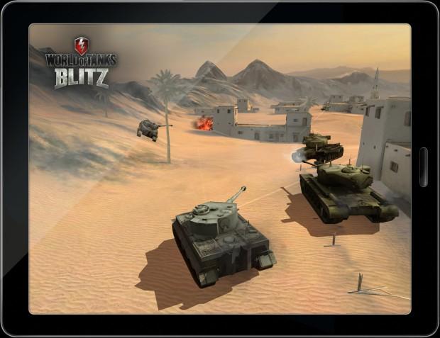 World of Tanks Blitz (Bilder: Wargaming.net)