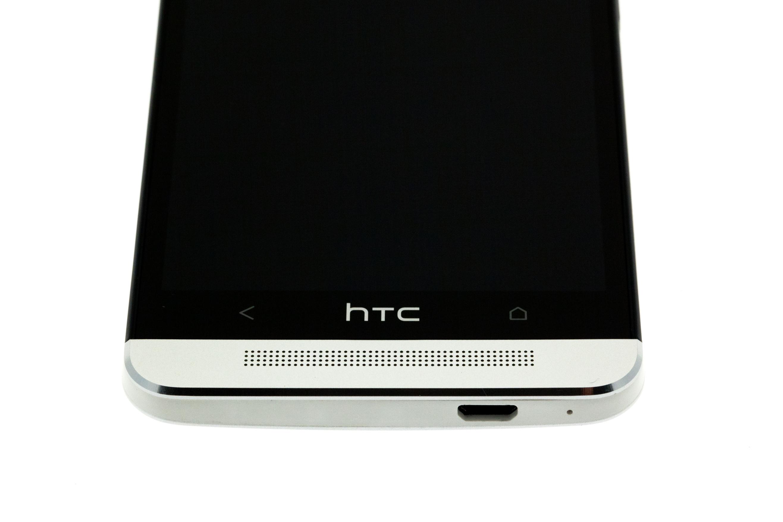 HTC One im Test: Smartphone-Bolide mit Spaßkamera - Das HTC One (Bild: Nina Sebayang/Golem.de)