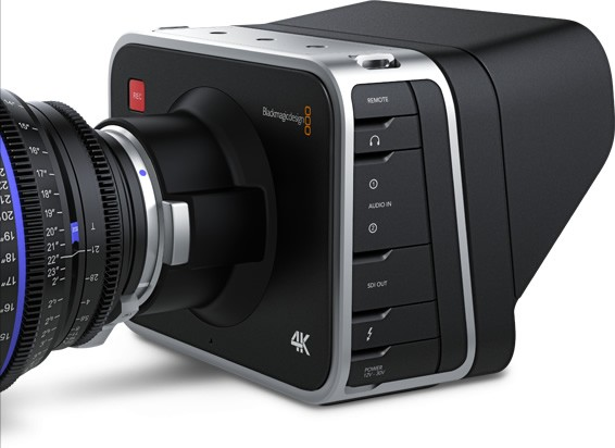 Blackmagic Production Camera 4K (Bild: Blackmagic)