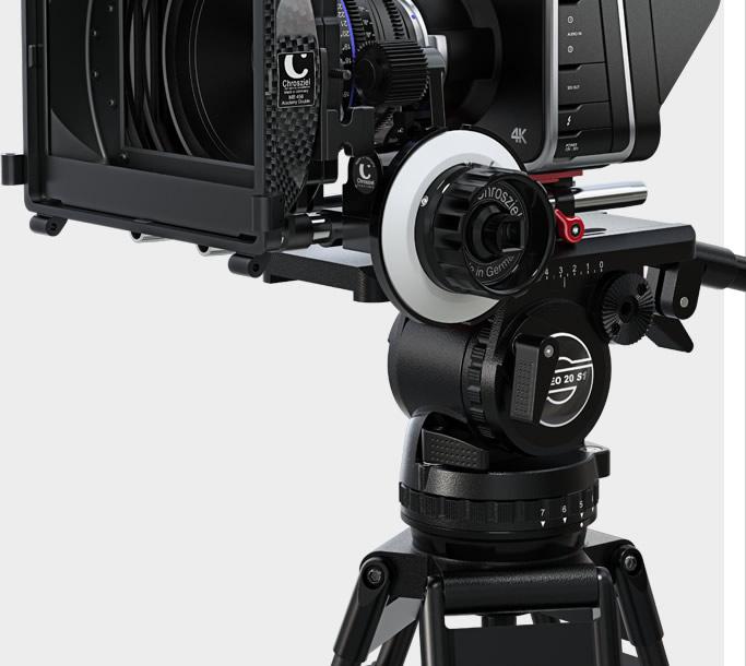 Blackmagic: 4K-Videokamera mit SSD-Speicherung für 4.000 US-Dollar - Blackmagic Production Camera 4K (Bild: Blackmagic)