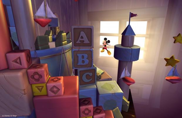 Castle of Illusion (Bilder: Sega)