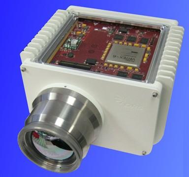 Kamera für langwellige Infrarotstrahlung (Bild: Darpa)