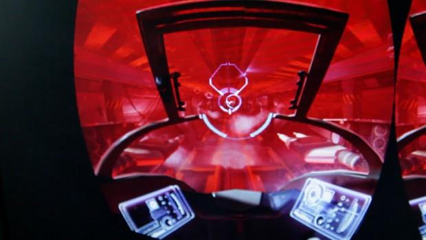 Eve VR ausprobiert
