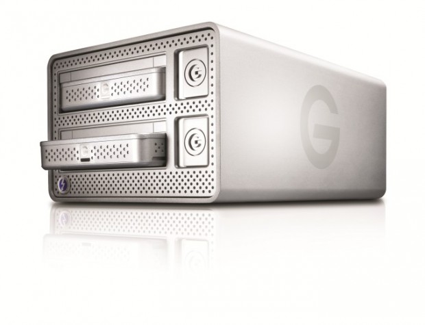 G-Dock EV Thunderbolt (Bild: G-Technology)