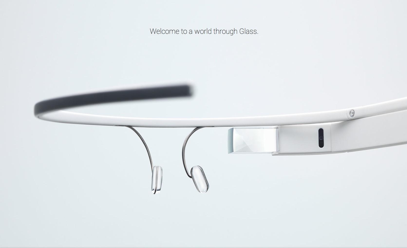 """Quellcode für Google Glass: """"Macht was Verrücktes damit"""" - Google Glass (Bilder: Google)"""