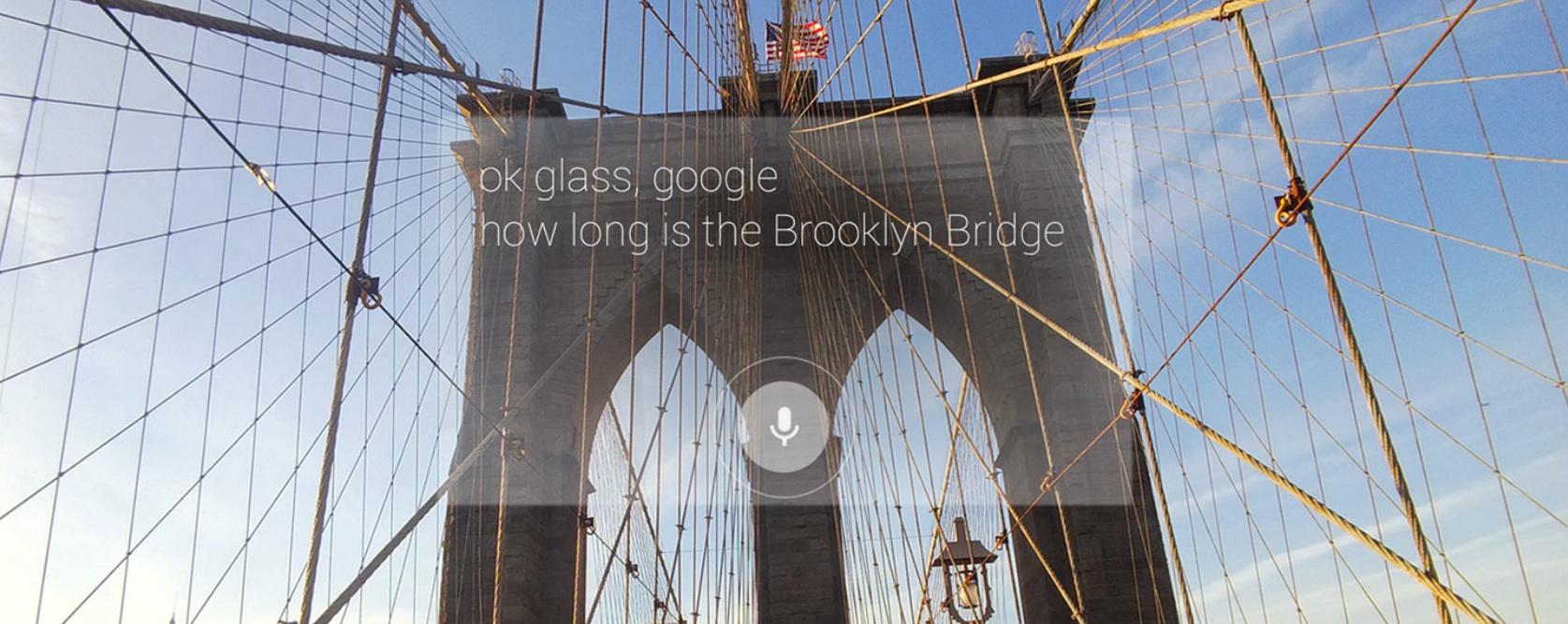 """Quellcode für Google Glass: """"Macht was Verrücktes damit"""" - So soll die Welt mit Google Glass aussehen."""