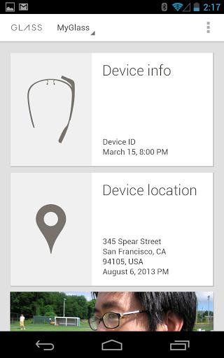 """Quellcode für Google Glass: """"Macht was Verrücktes damit"""" -"""