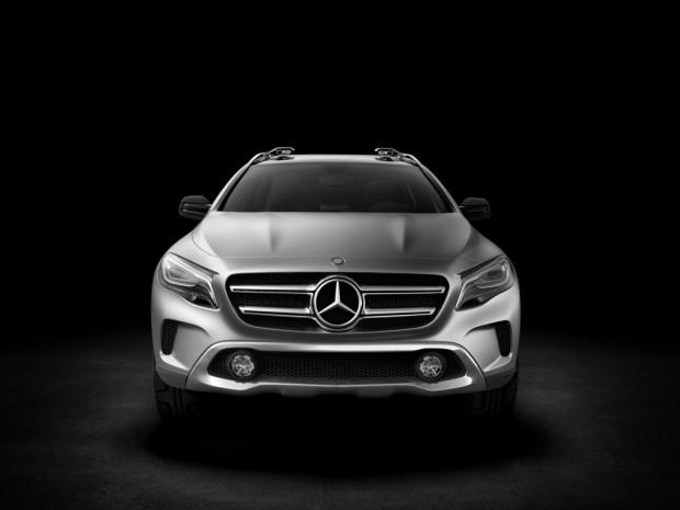 Mercedes-Benz Concept  GLA (Bild: Mercedes-Benz)