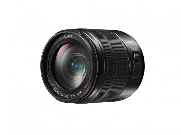 Panasonic Lumix G Vario 14-140mm/F3.5-5.6 ASPH./Power O.I.S (Bild: Panasonic)