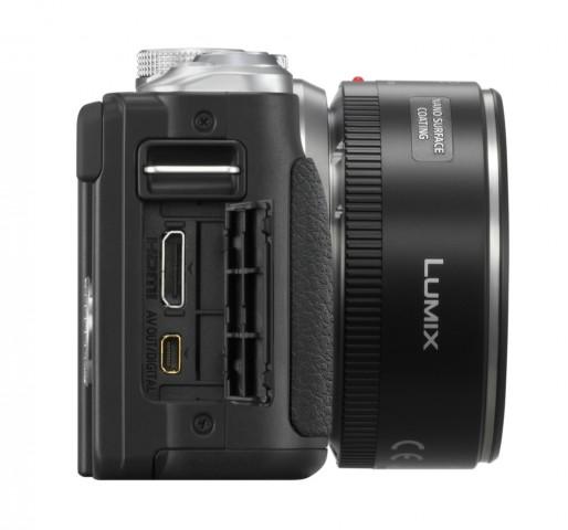 Panasonic Lumix GF6 (Bild: Panasonic)